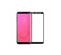 Защитное стекло для Samsung Galaxy J8 2018 3D черное