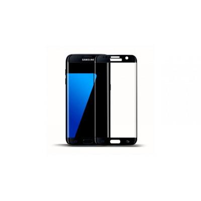 Защитное стекло для Samsung Galaxy S7 3D черное