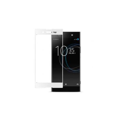 Защитное стекло для Sony Xperia XA1 3D белое