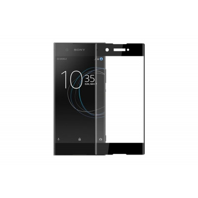 Защитное стекло для Sony Xperia XA1 3D черное
