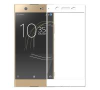 Защитное стекло для Sony Xperia XA 3D белое