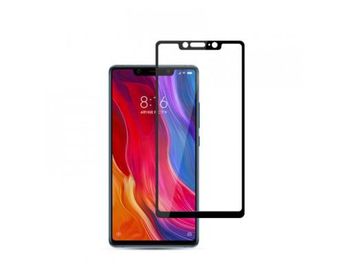 Защитное стекло для Xiaomi Mi8 SE 3D черное