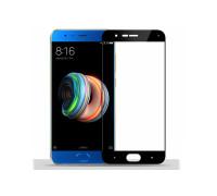 Защитное стекло для Xiaomi Mi Note 3 5D черное