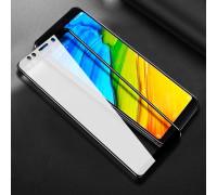 Защитное стекло для XioaMi Redmi Note 6 5D черное