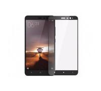 Защитное стекло для Xiaomi Redmi Note 3 3D черное