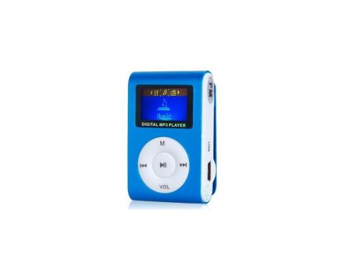 MP3 плеер Mini 2 с разъемом под карту памяти и экраном