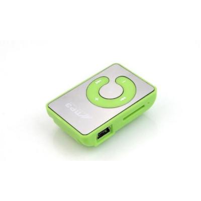 MP3 плеер Mini C2 зеркальный с разъемом под карту памяти