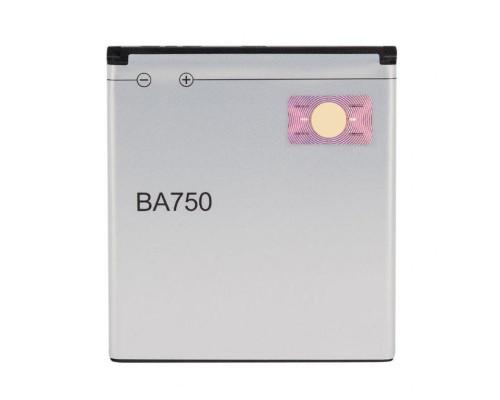 Аккумулятор для Sony Ericsson ba750