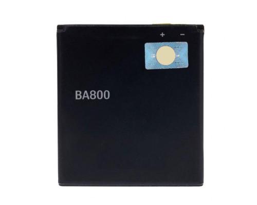 Аккумулятор для Sony Ericsson ba800