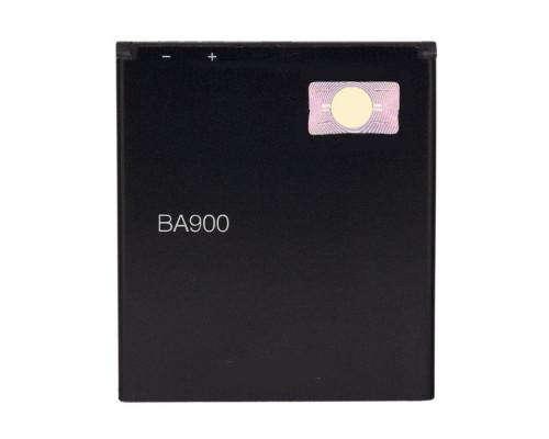 Аккумулятор для Sony Ericsson ba900