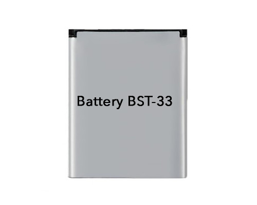 Аккумулятор для Sony Ericsson bst-33
