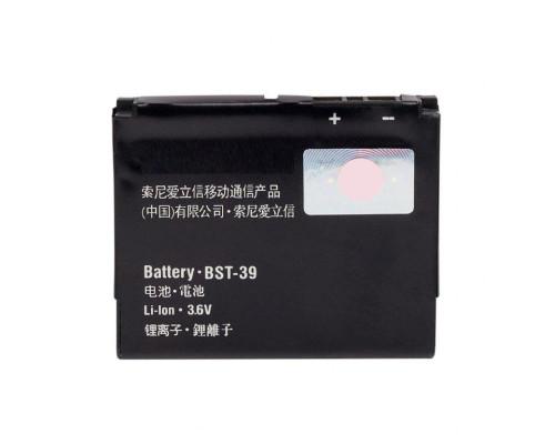 Аккумулятор для Sony Ericsson bst-39