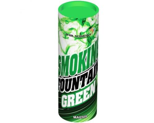 Цветной дым Maxsem MA0509 зеленый, 30 сек