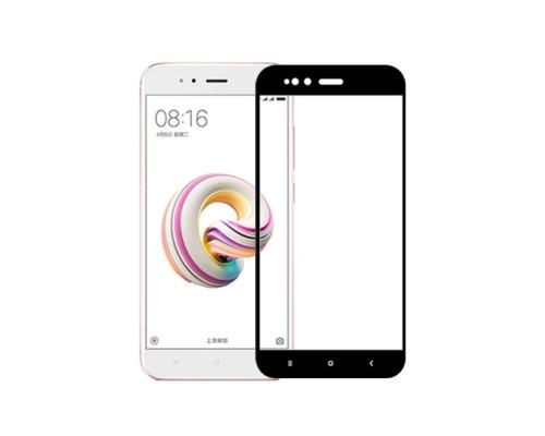 Защитное стекло для Xiaomi Mi5X 3D черное