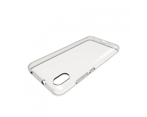 Чехол силиконовый для Xiaomi Redmi 7A прозрачный, 1мм