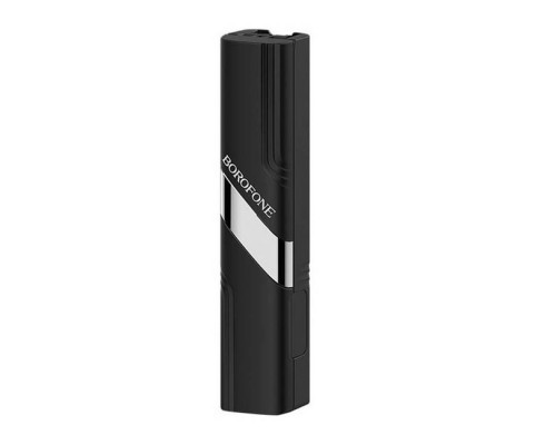 Монопод Borofone BY4 для селфи телескопический, с пультом Bluetooth, 76 см, черный