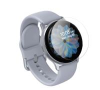 Защитная плёнка TPU для Samsung Watch Active 2 40mm, с полной проклейкой, прозрачная