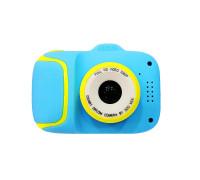 Детский фотоаппарат Children`s Camera X11 (голубой)