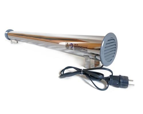 Рециркулятор воздуха бактерицидный металлический РЛБ-30, 30 Вт до 60 м2