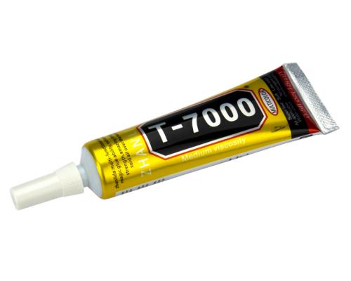 Клей/герметик для проклейки тачскринов T7000 (15 мл) (черный)