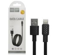 Кабель USB Lightning X29 1M HOCO черный