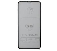 Защитное стекло для iPhone XS Max 5D толщина 0.33мм