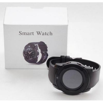 Часы Smart Watch V8 черный