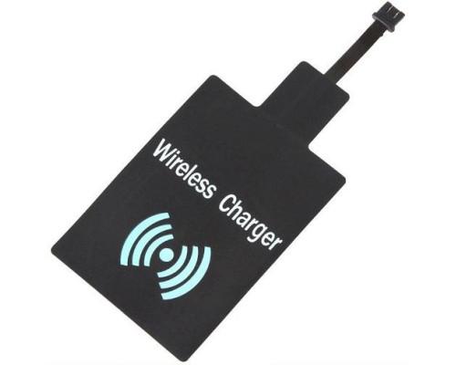 Приемник для беспроводной зарядки Micro USB Wireless Charging 1A