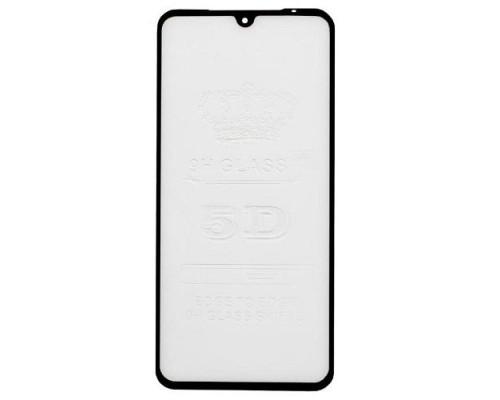 Защитное стекло для Xiaomi Mi9 5D полная проклейка черное
