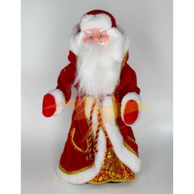 Фигура Деда Мороза высотой 40 см