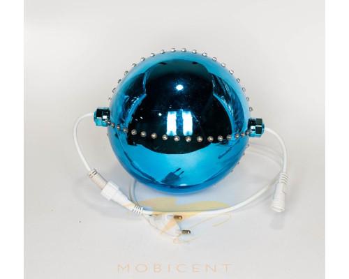 Шар подвесной светящийся диаметр 14 см