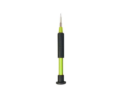 Отвертка для точных работ Y0.6 x 25 мм, зеленый