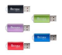 Кардридер USB для карт памяти microSD S2