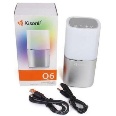 Беспроводная колонка kisonli q6 bluetooth IA