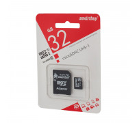 Micro sd 32gb smart buy class 10 IA