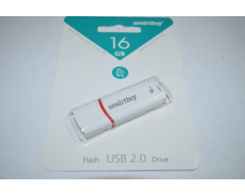 Флешка SmartBuy Crown USB 2.0 16Gb