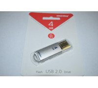 Флешка SmartBuy V-Cut USB 2.0 4GB
