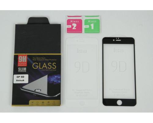 Защитное стекло для iPhone 6 Plus 9D