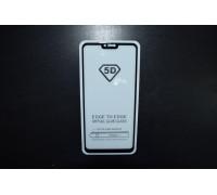 Защитное стекло для Xiaomi Redmi Note 6 с рамкой 9h full glue
