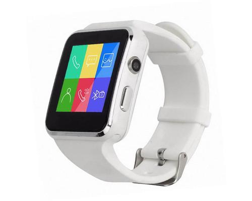 Умные часы Smart Watch X6, белый