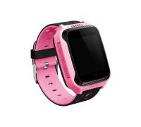 Часы Baby Smart Watch GW11 GPS розовые