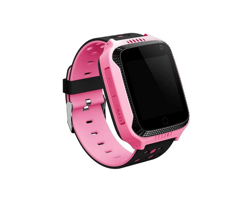 Часы Baby Smart Watch GW11 GPS розовые