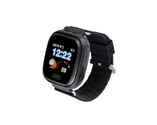 Часы Baby Smart Watch Q90 GPS черные