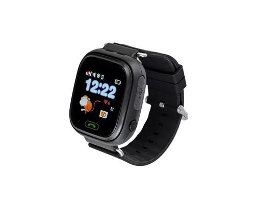Часы Baby Smart Watch Q90 GPS черные