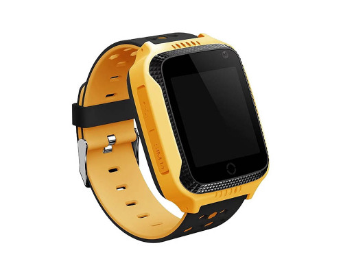 Часы Baby Smart Watch GW11 GPS желтые
