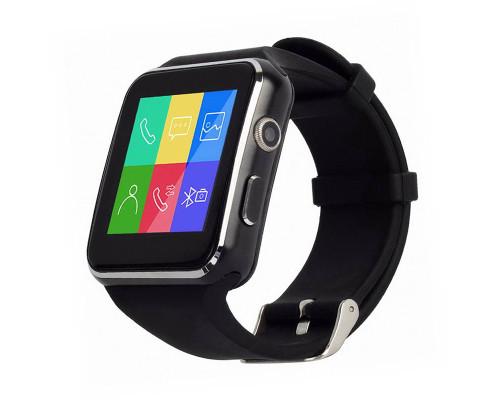 Умные часы Smart Watch X6, черный