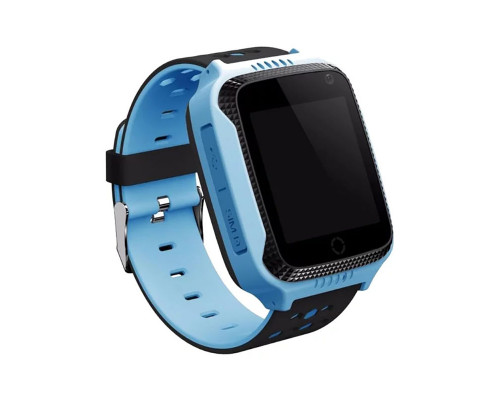 Часы Baby Smart Watch GW11 GPS голубые