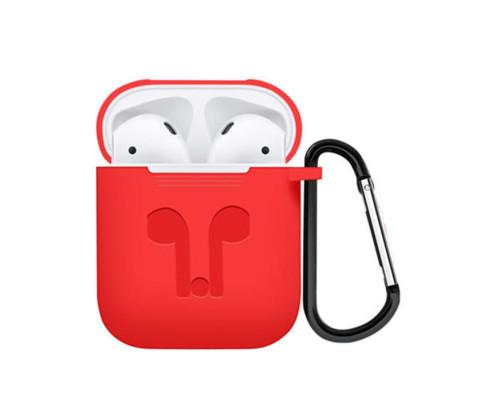 Гарнитура TWS P16 красный