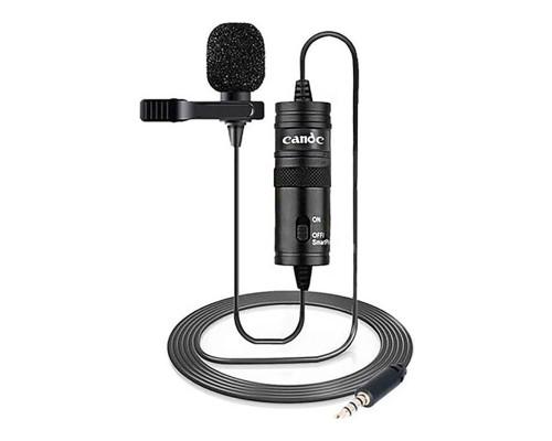 Петличный микрофон Candc DC-C1