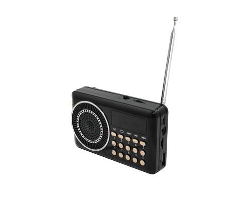 FM приемник Dream H22U, черный